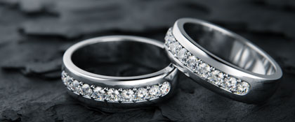 DIAMOND RINGS 1